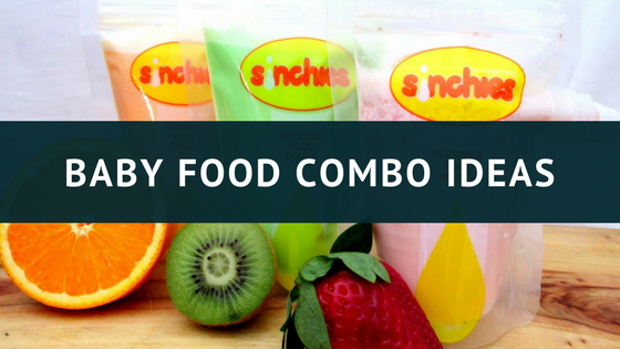 Baby food combo ideas