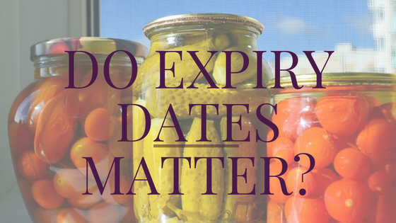 do expiry dates matter